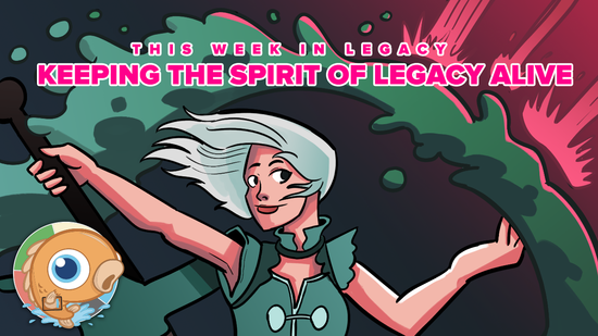 Image for This Week in Legacy: Keeping the Spirit of Legacy Alive