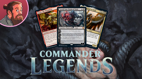 Image for Commander Legends Spoilers — October 26 | Krark, Sphinxes, and Thrulls