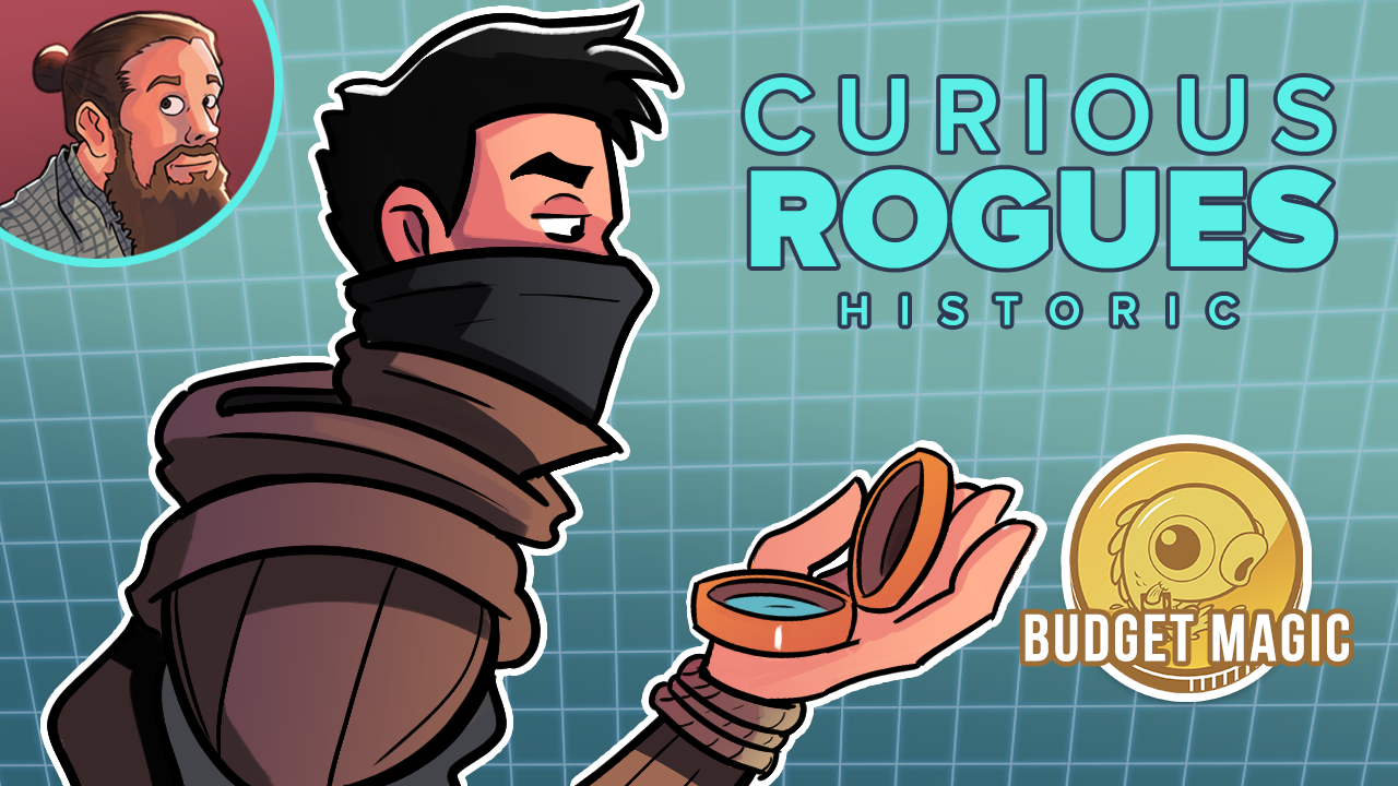 Image for Budget Magic: Curious Rogues (Historic)