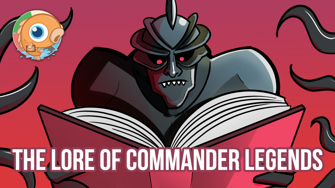 Image for The Lore of Commander Legends