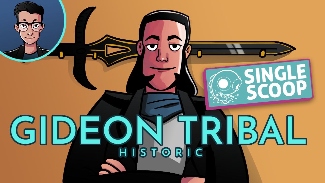 Image for Single Scoop: Gideon Tribal (Historic, Magic Arena)