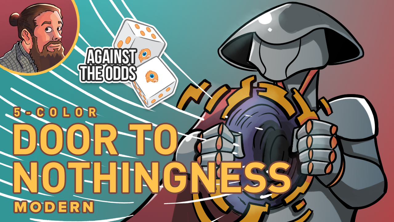 Image for Against the Odds: Five-Color Colorless Door to Nothingness (Modern)