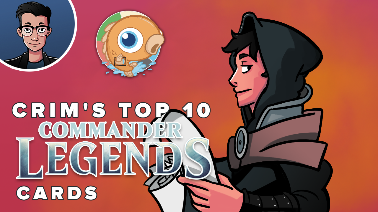Image for TheAsianAvenger's Top 10 Commander Legends Cards