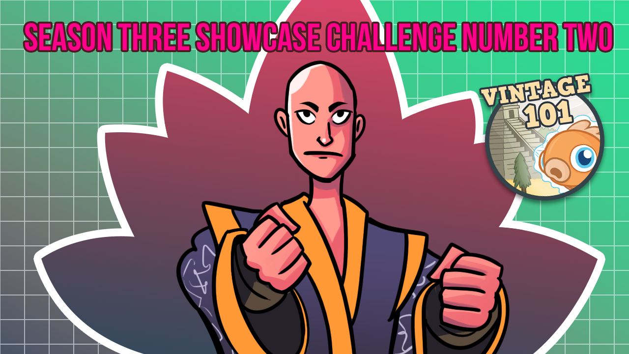 Image for Vintage 101: Season Three Showcase Challenge Number Two