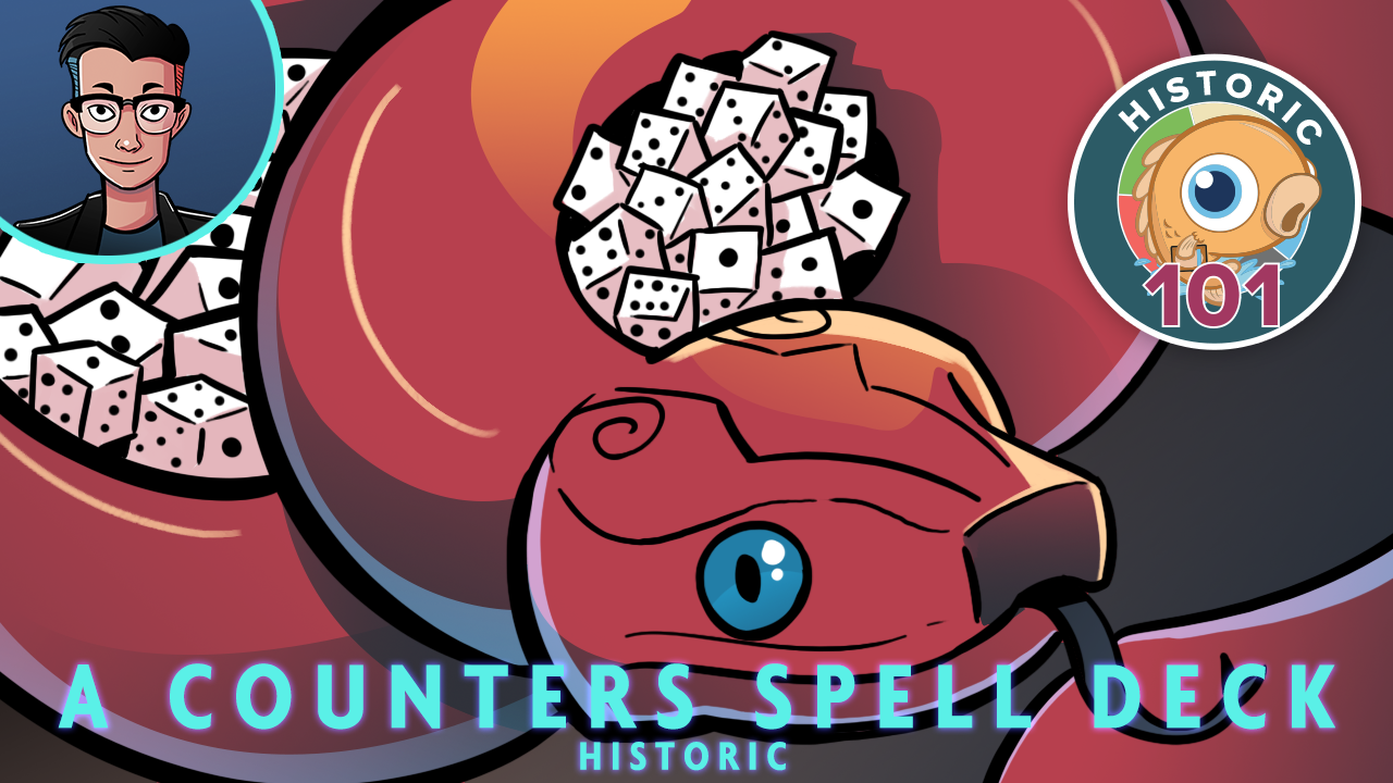 Image for Historic 101: A Counters Spell Deck