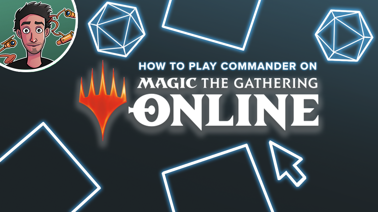 Image for How to Play Commander on Magic Online