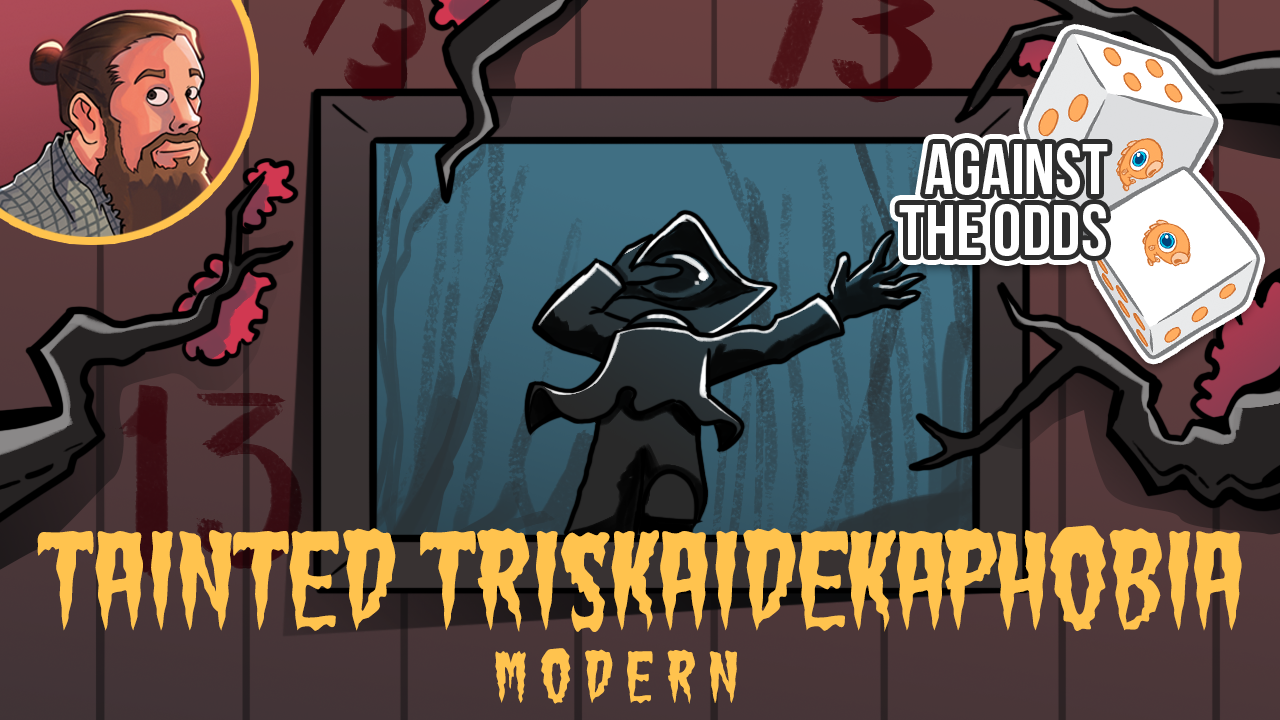 Image for Against the Odds: Tainted Triskaidekaphobia (Modern)
