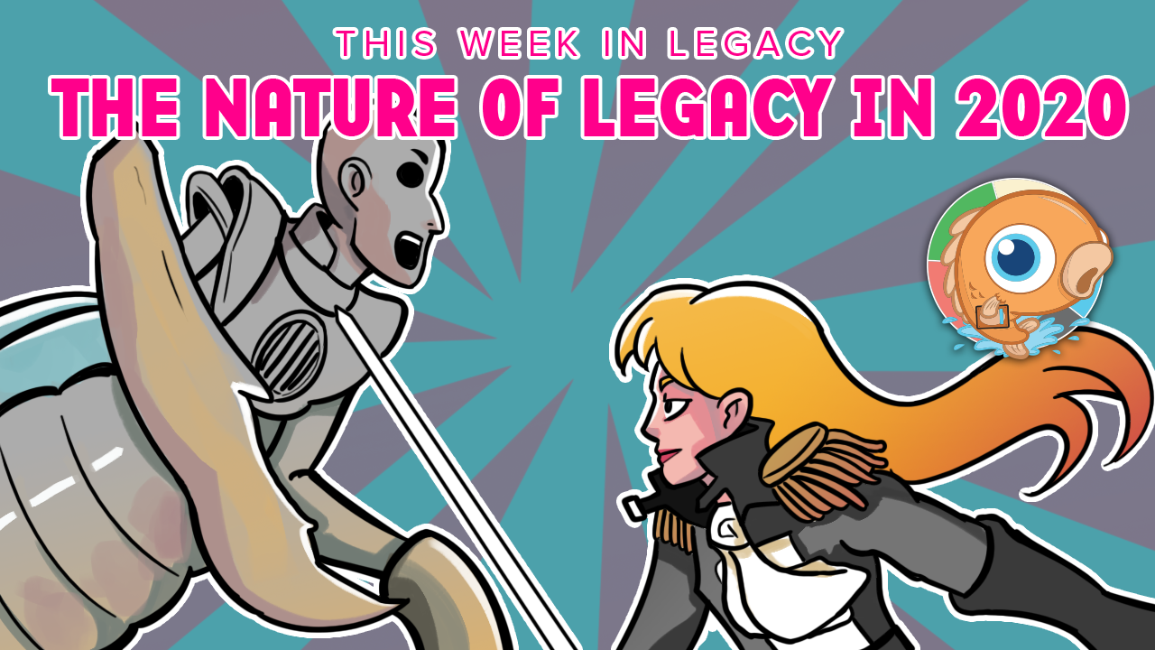 Image for This Week in Legacy: The Nature of Legacy in 2020