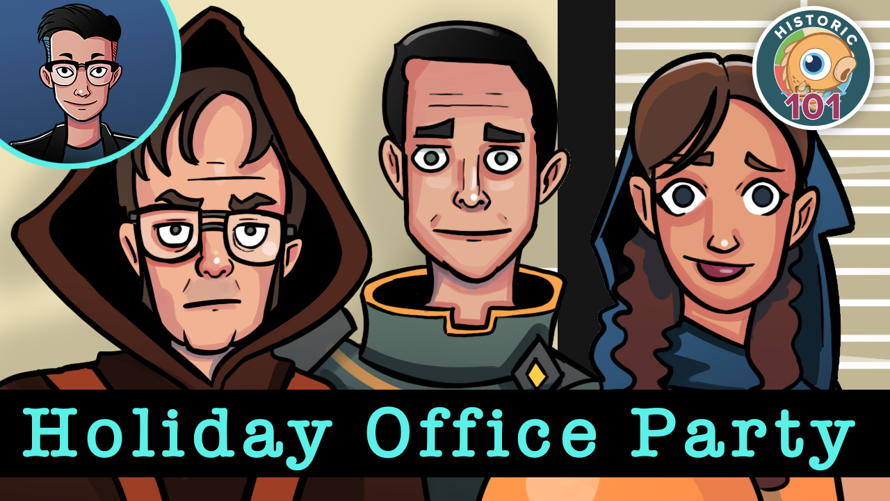 Image for Historic 101: Holiday Office Party
