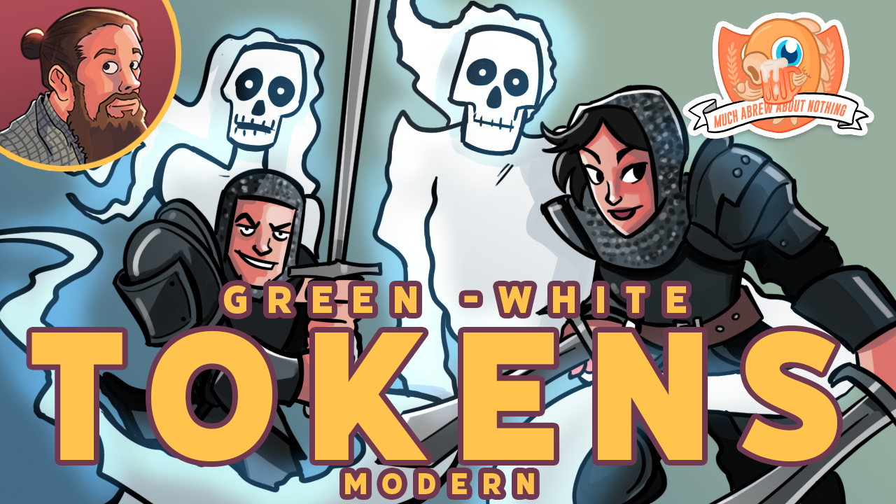 Image for Much Abrew: GW Tokens (Modern)
