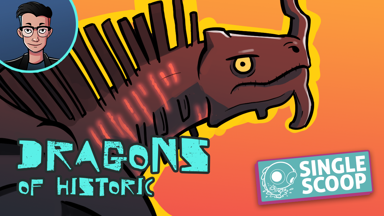 Image for Single Scoop: Dragons of Historic (Historic, Magic Arena)