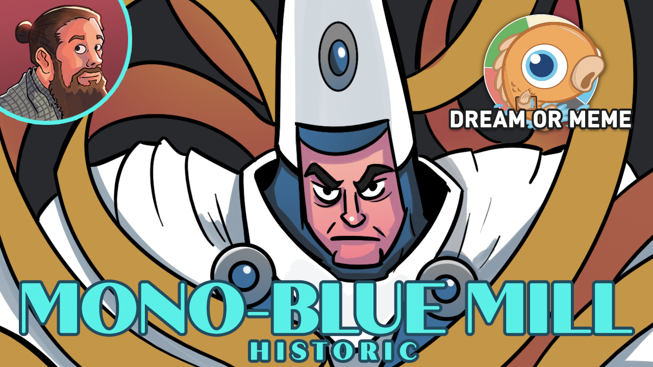 Image for Meme or Dream? Mono-Blue Mill (Historic)