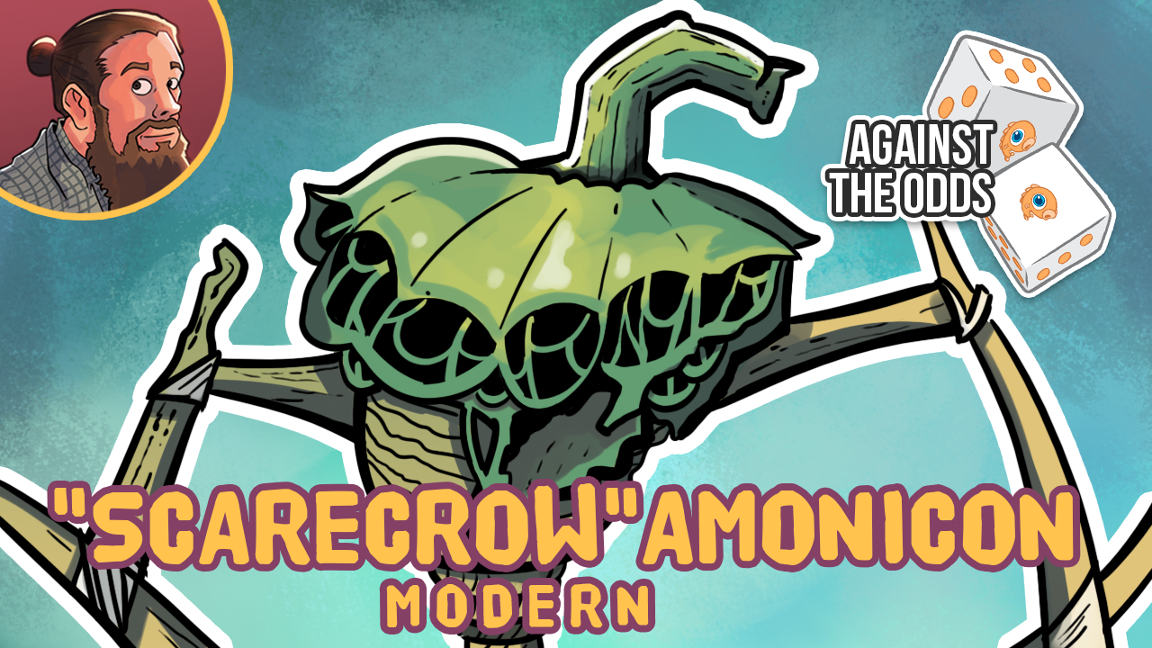 "Image for Against the Odds: ""Scarecrow""-amonicon (Modern)"