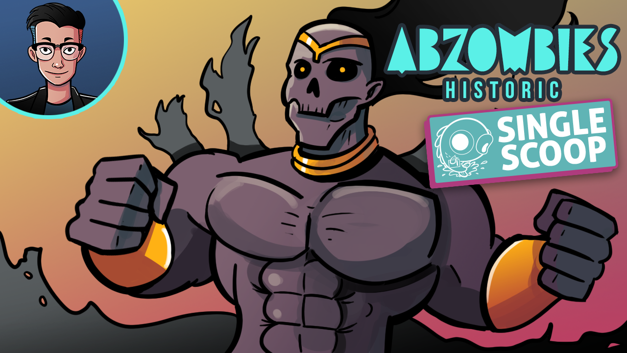 Image for Single Scoop: Abzombies (Historic, Magic Arena)