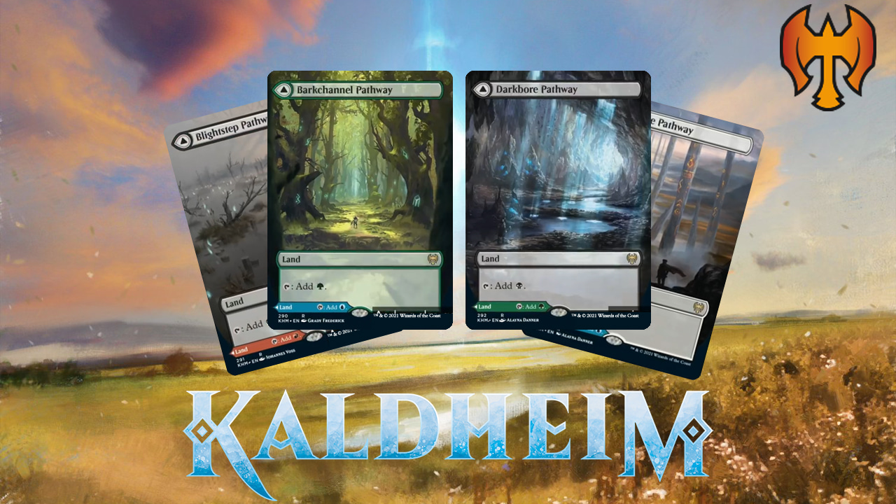 Image for Kaldheim Spoilers — December 15 | Pathway Cycle Completed