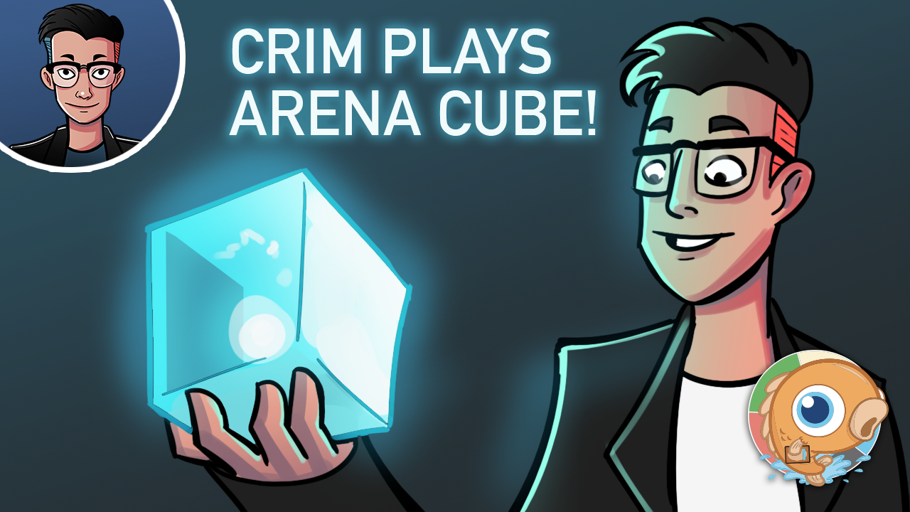 Image for Crim Plays Arena Cube!
