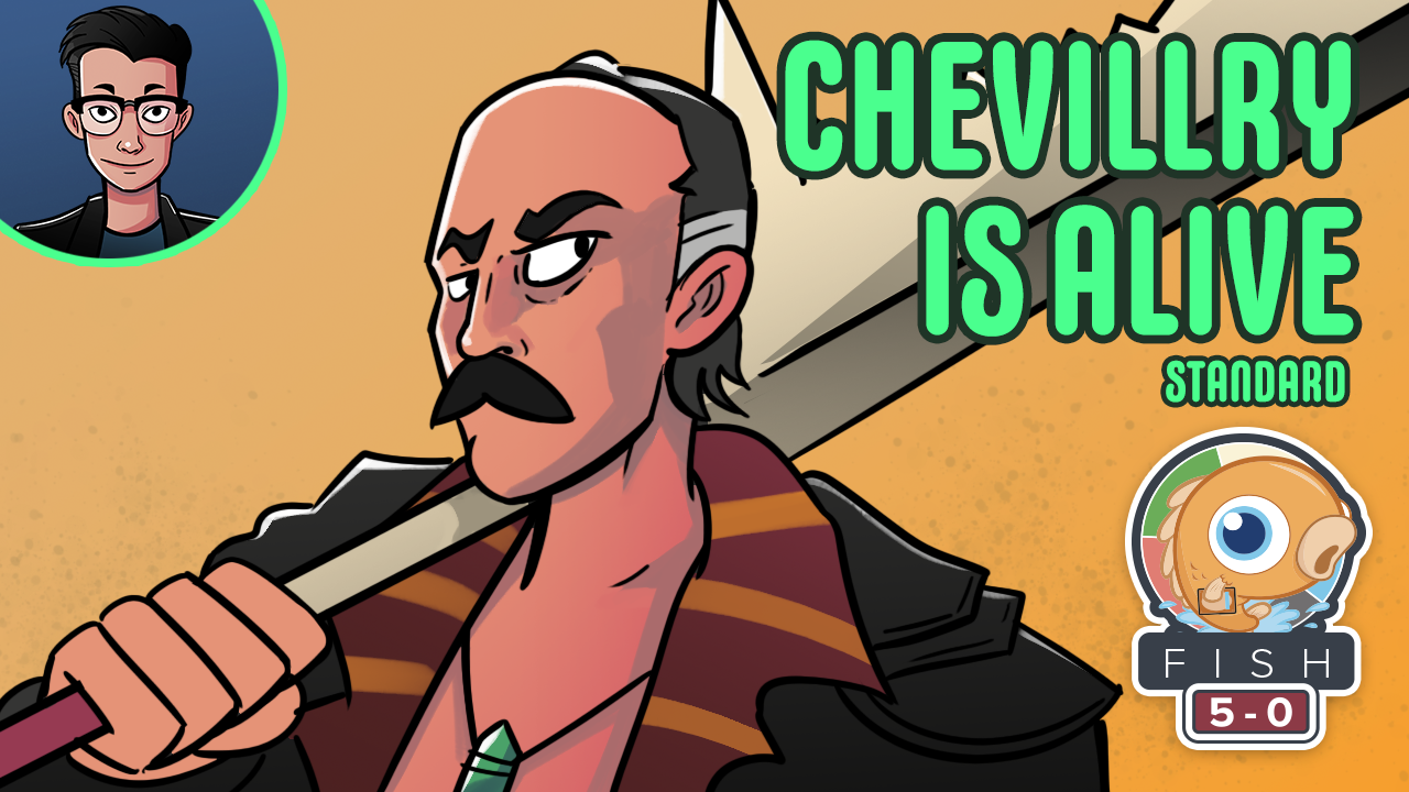 Image for Fish Five-0: Chevillry is Alive!