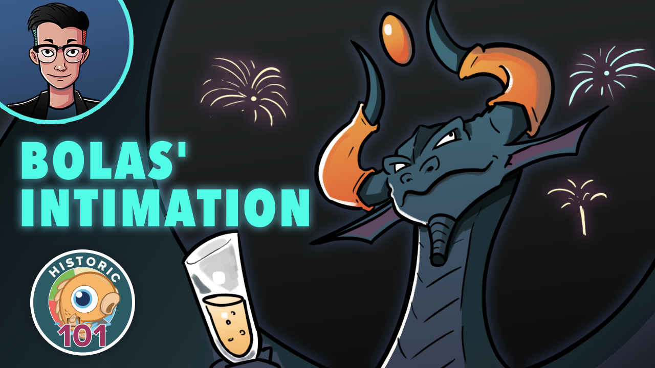 Image for Historic 101: Bolas' Intimation