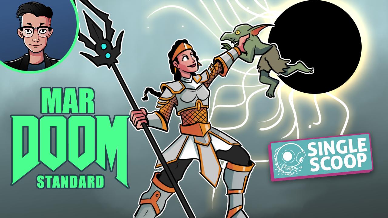 Image for Single Scoop: MarDOOM! (Standard, Magic Arena)