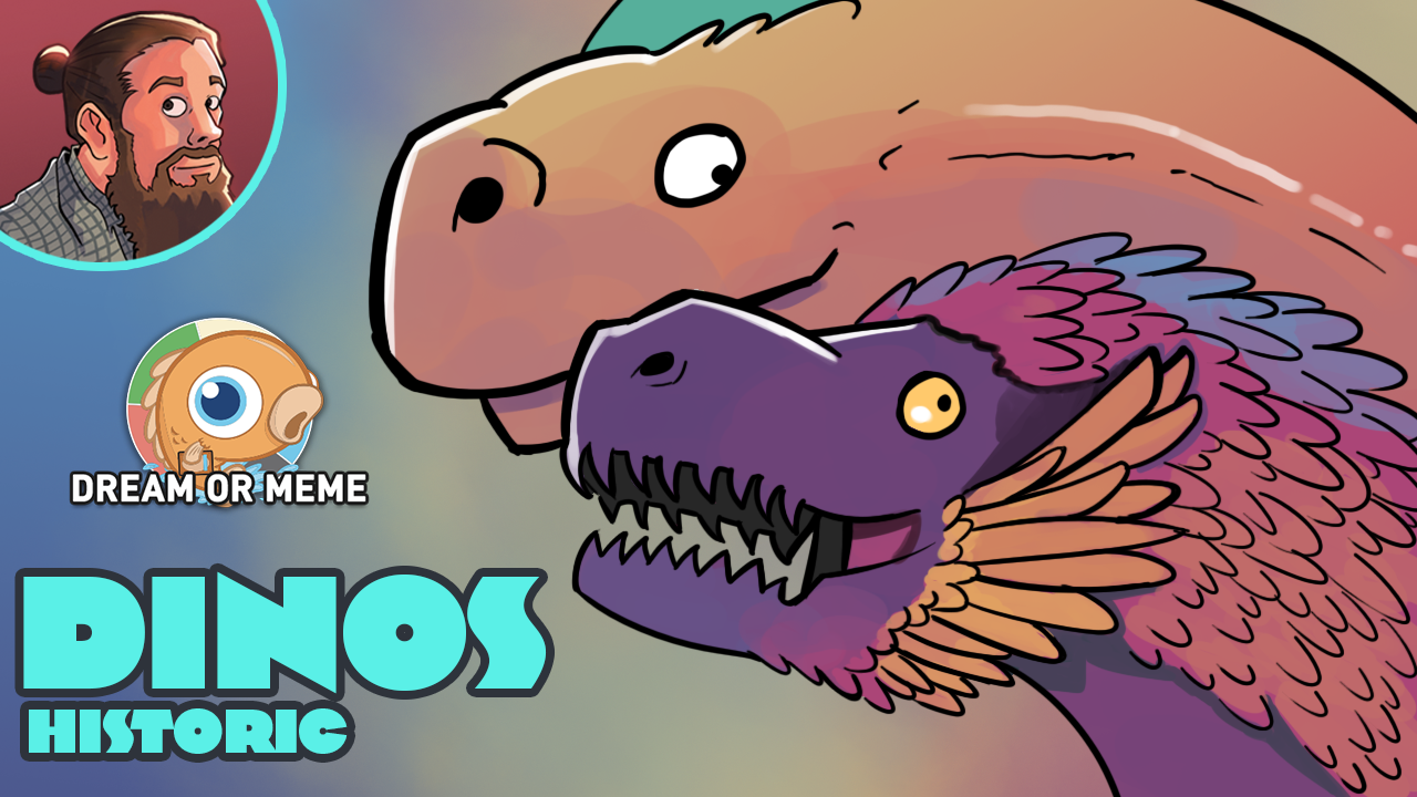 """Image for Meme or Dream? """"But No One Told Me Dinos Are Bad in Historic."""""""