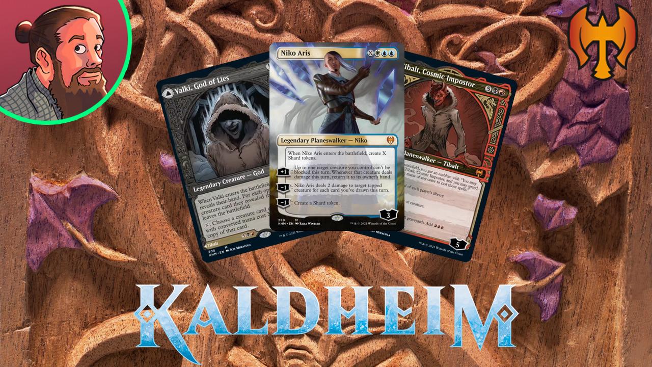 Image for Kaldheim Spoilers — January 7 | Tibalt is Sus