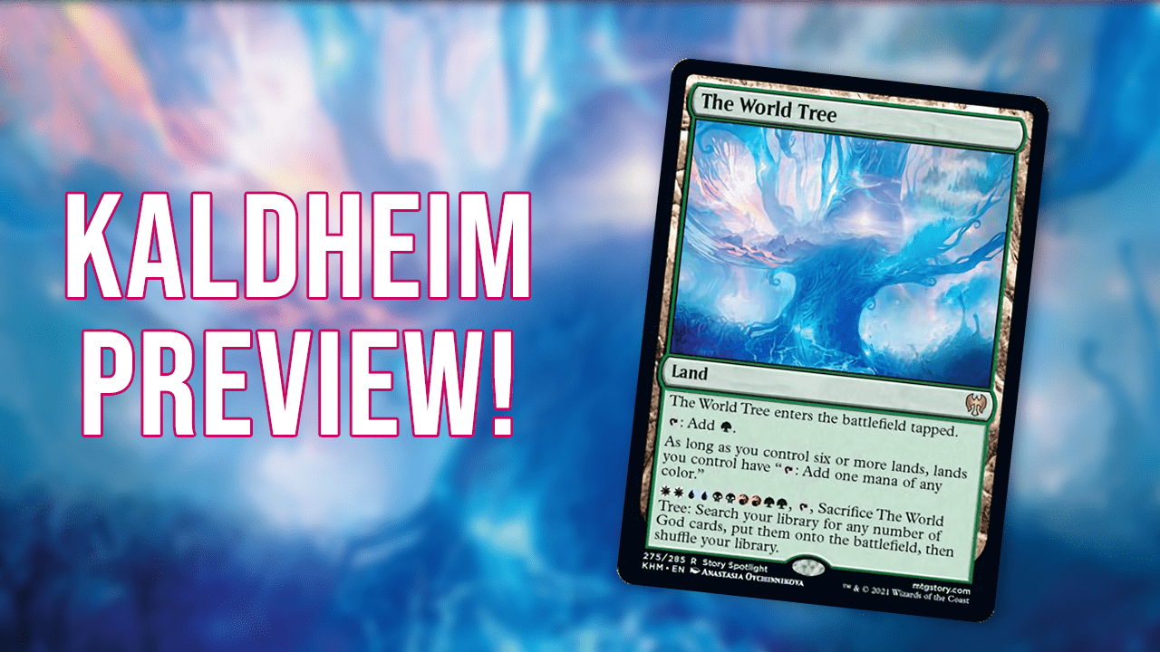 Image for New 5C Commander Staple! | The World Tree | Kaldheim Preview