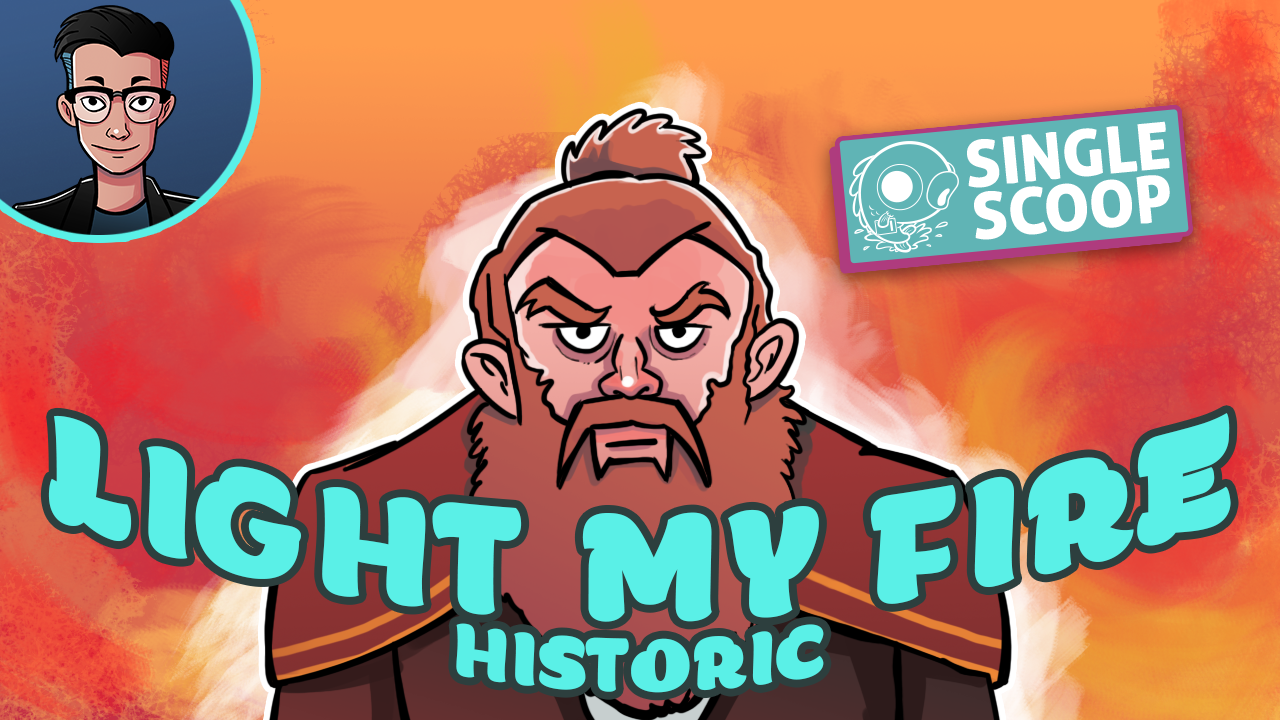 Image for Single Scoop: Light My Fire (Historic, Magic Arena)