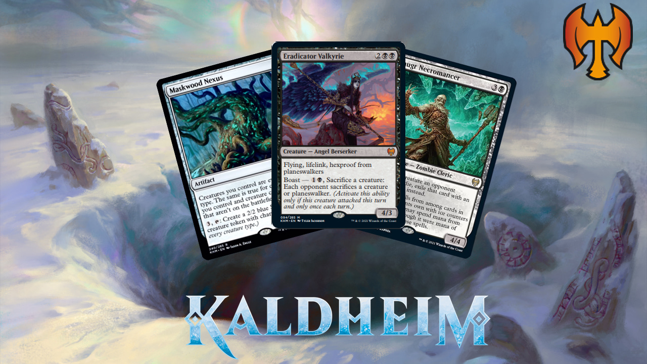 Image for Kaldheim Spoilers — January 10 | Weekend Mythics