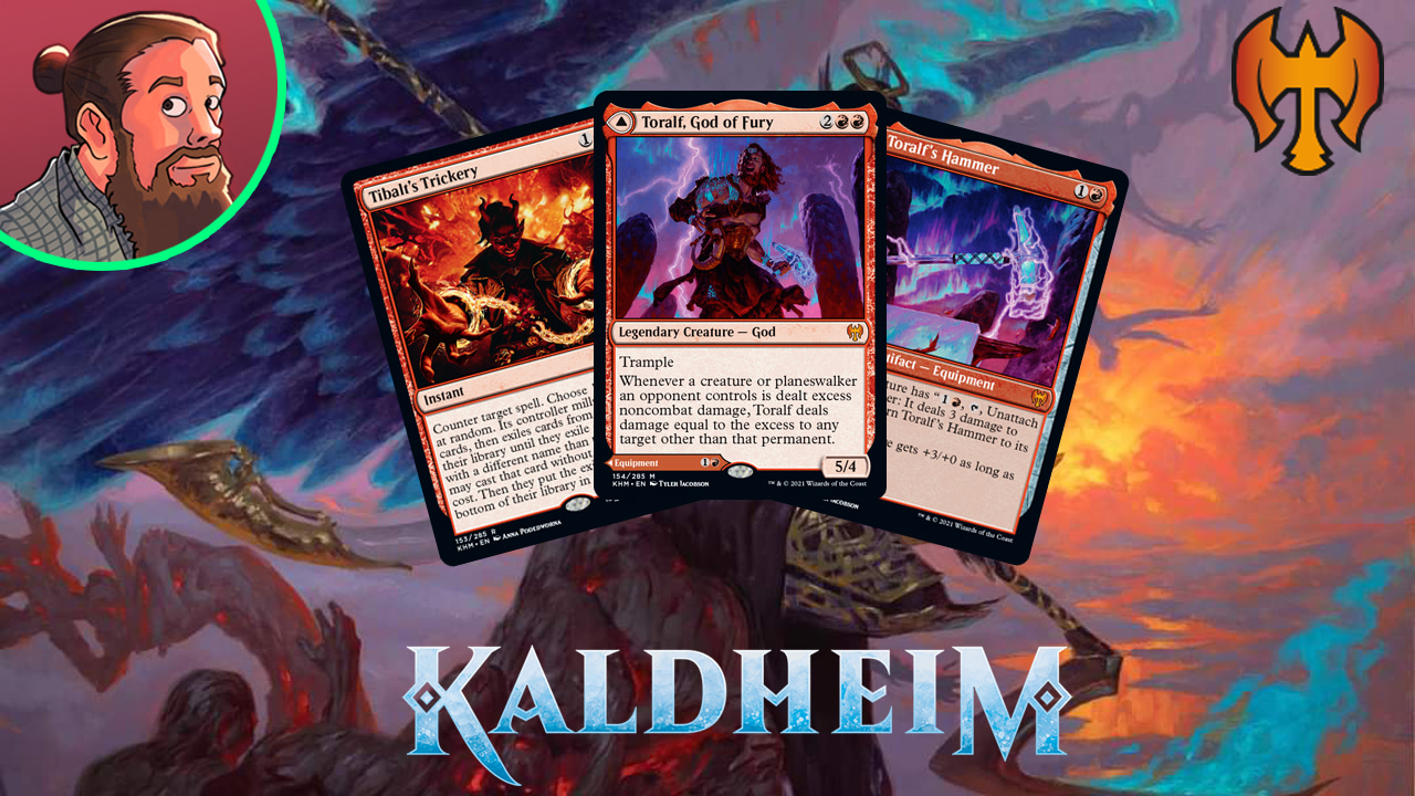 Image for Kaldheim Spoilers — January 11 | Red Counterspell!
