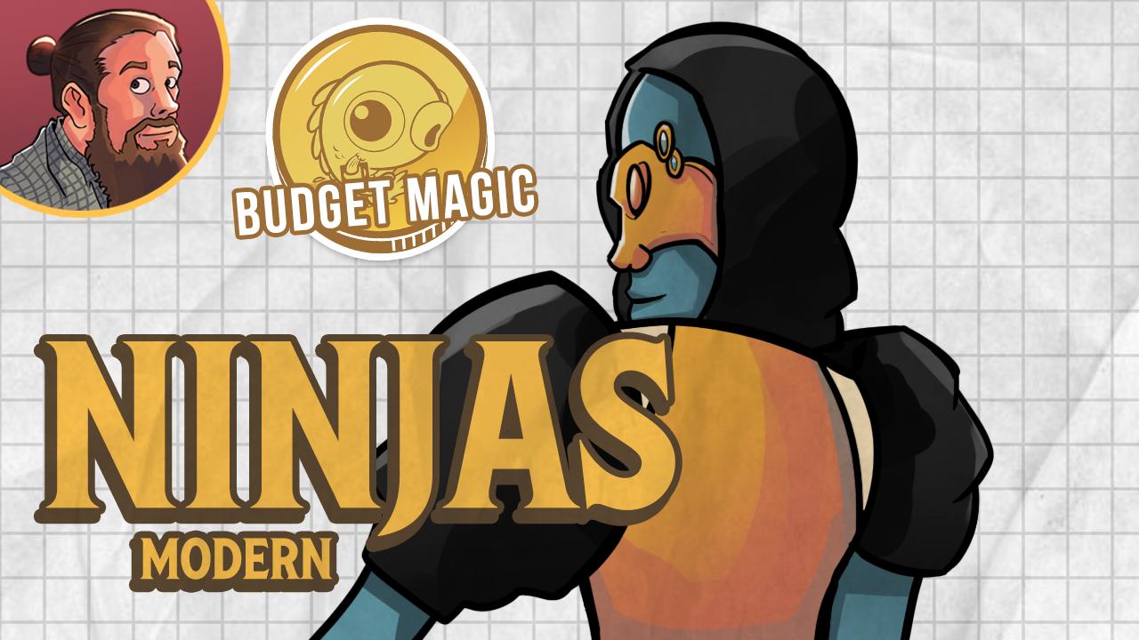 Image for Budget Magic: Ninjas (Modern)