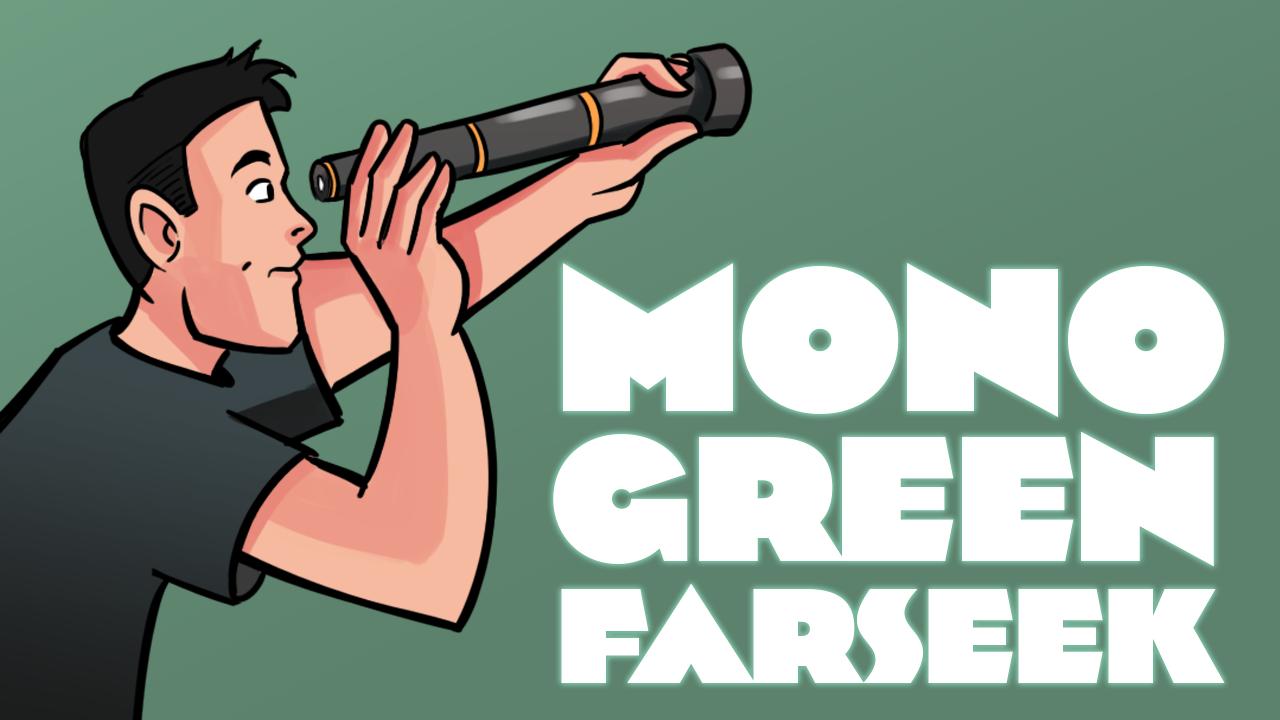 Image for Commander Clash Moment #2: Mono Green Farseek