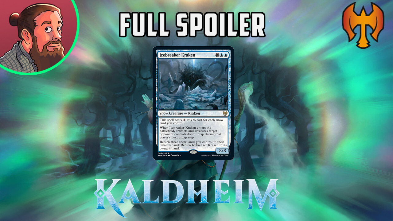 Image for Kaldheim Spoilers — January 20 | Complete Spoilers and Commander Cards