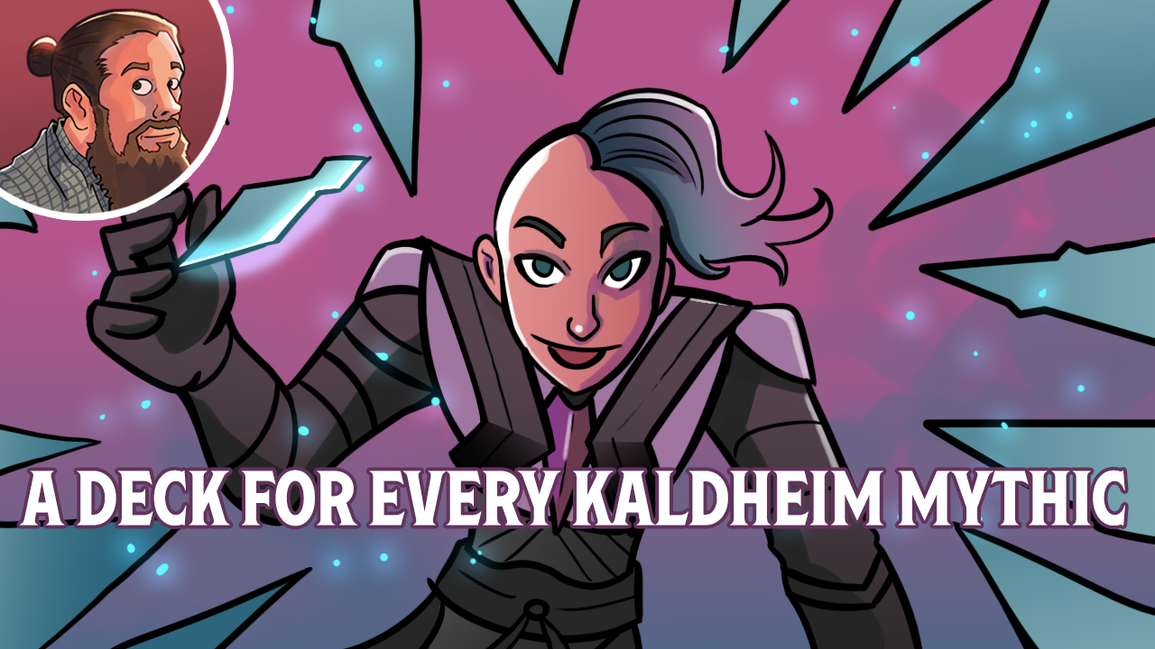 Image for A Deck for Every Kaldheim Mythic!