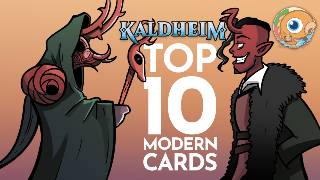 Image for Top 10 Kaldheim Cards for Modern
