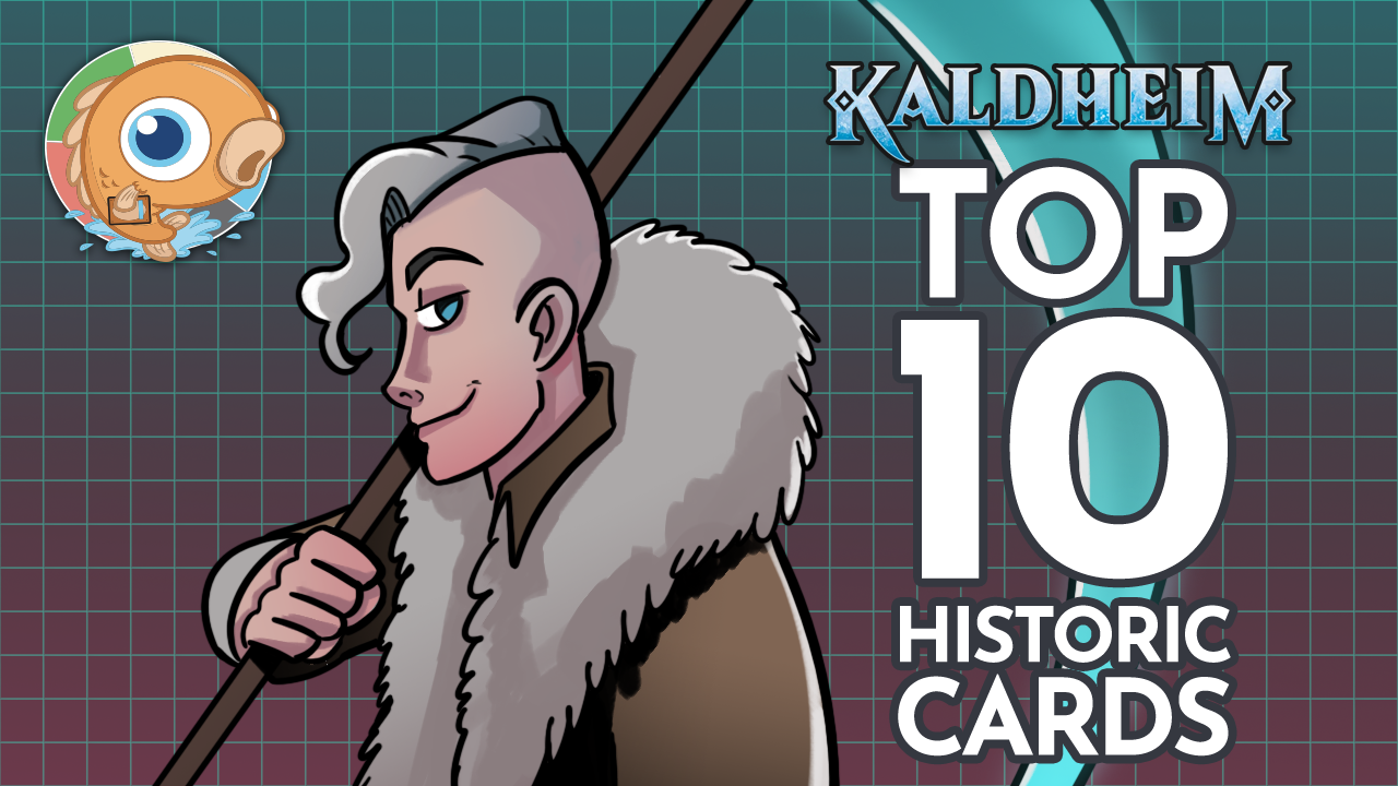 Image for Top 10 Kaldheim Cards for Historic