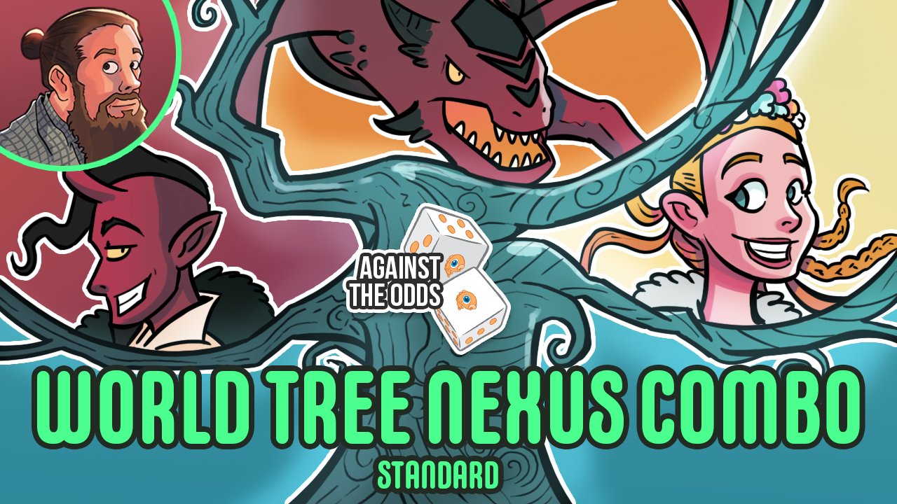 Image for Against the Odds: World Tree Nexus Combo (Standard)