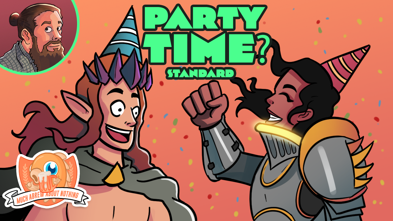Image for Much Abrew: Party Time? (Standard)