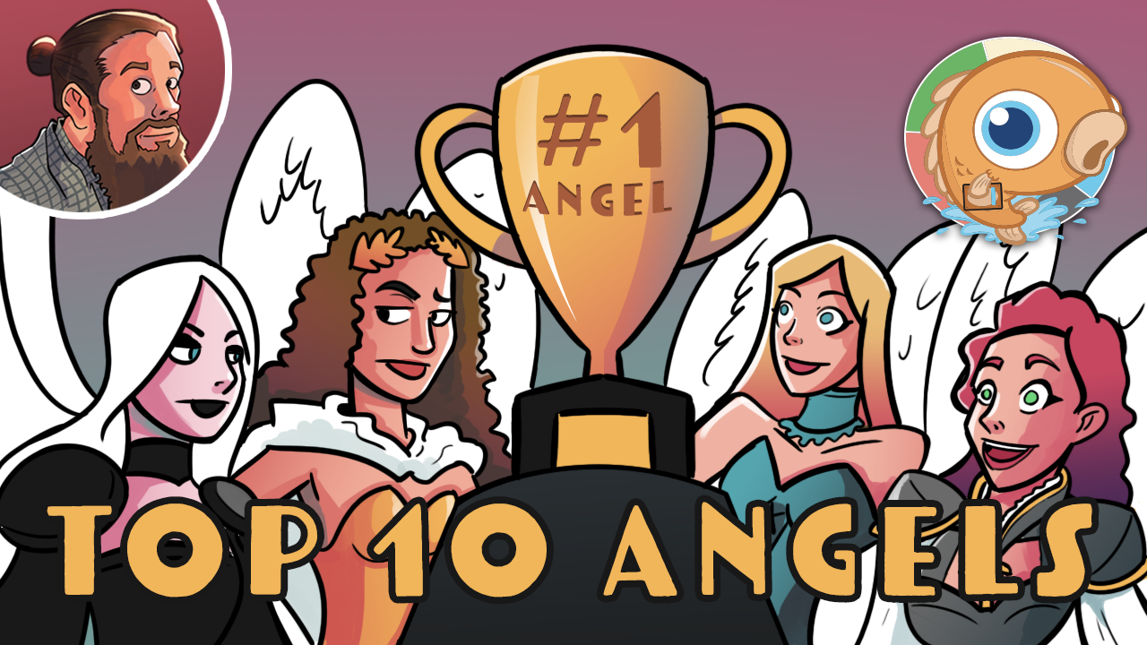 Image for Top 10 Angels in the History of Magic: the Gathering