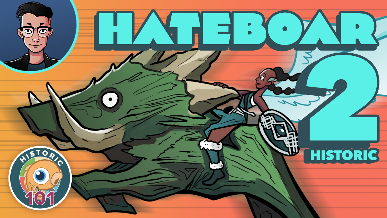 Image for Historic 101: Hateboar 2: Electric UwUgaloo