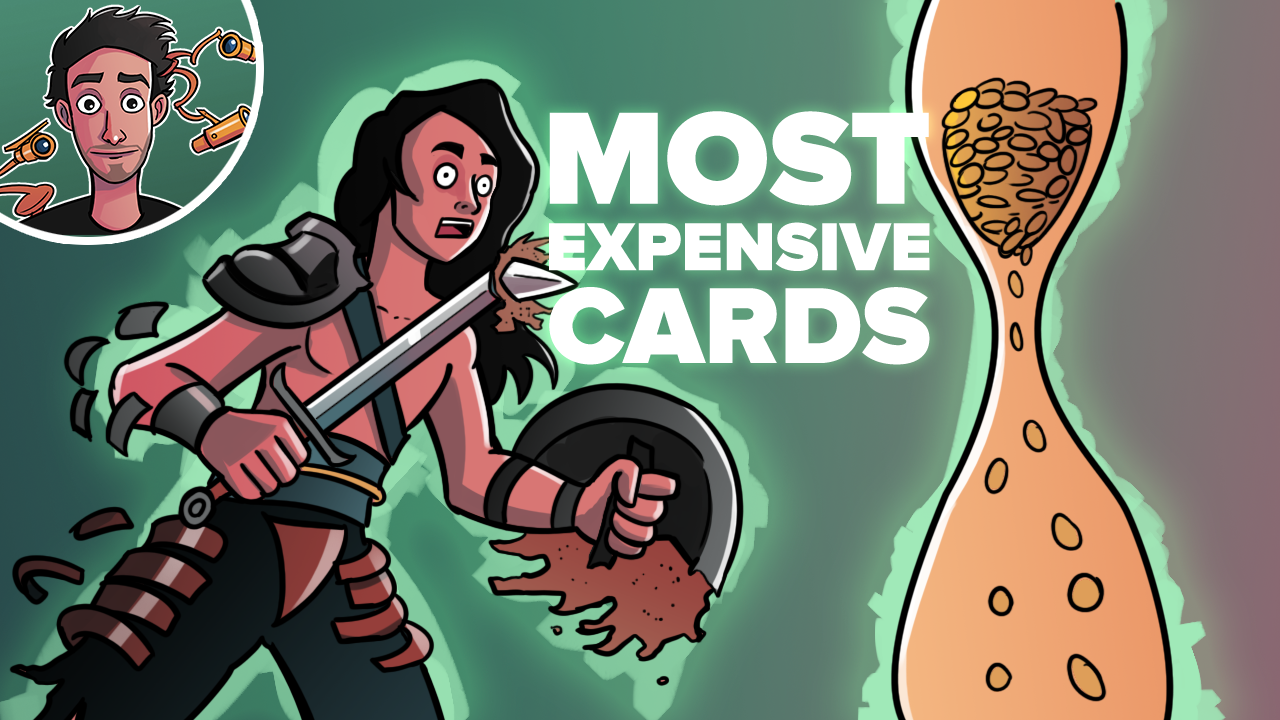 Image for Top 5 Most Expensive Commander Cards