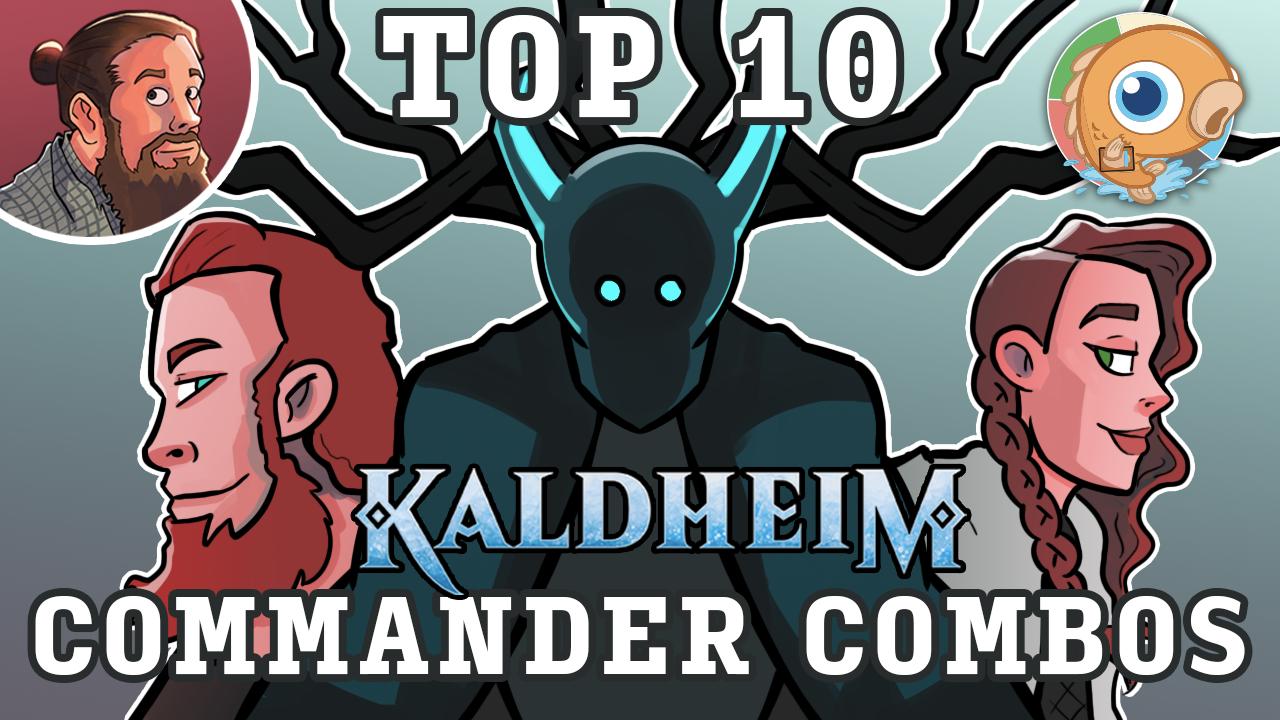 Image for Top 10 Kaldheim Commander Combos