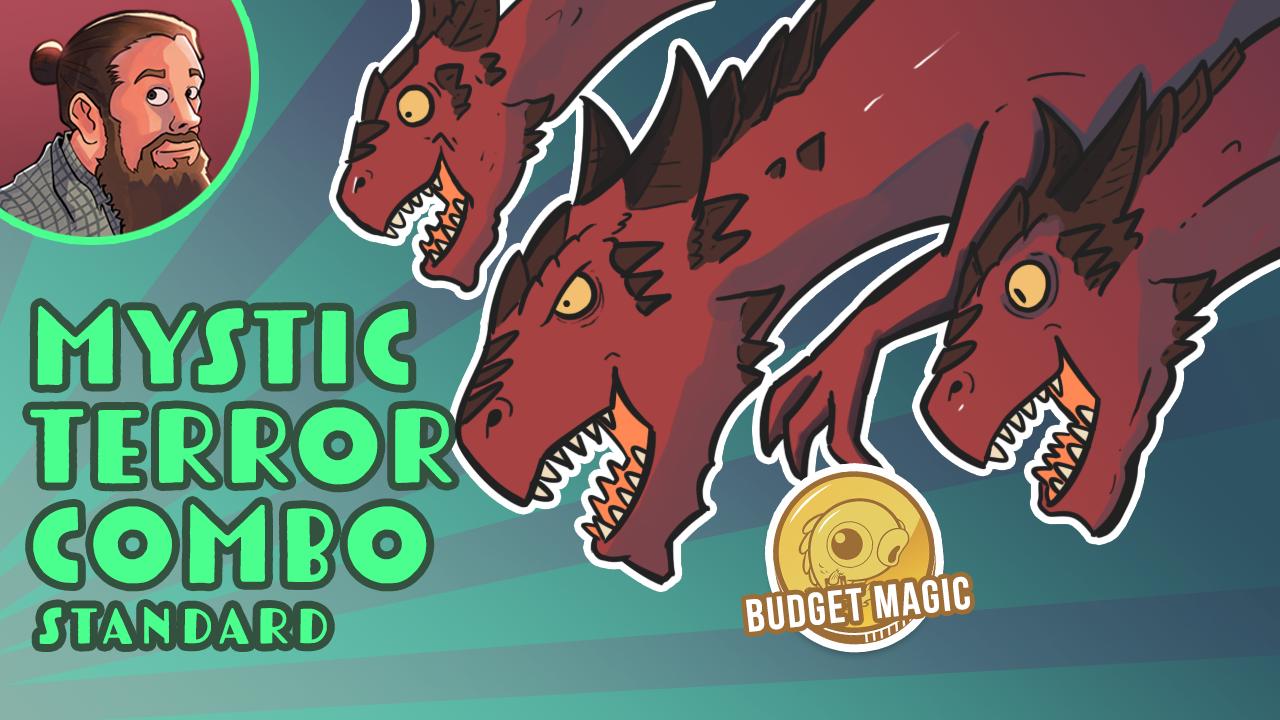 Image for Budget Magic: Mystic Terror Combo (4 Mythic / 11 Rare) | Standard