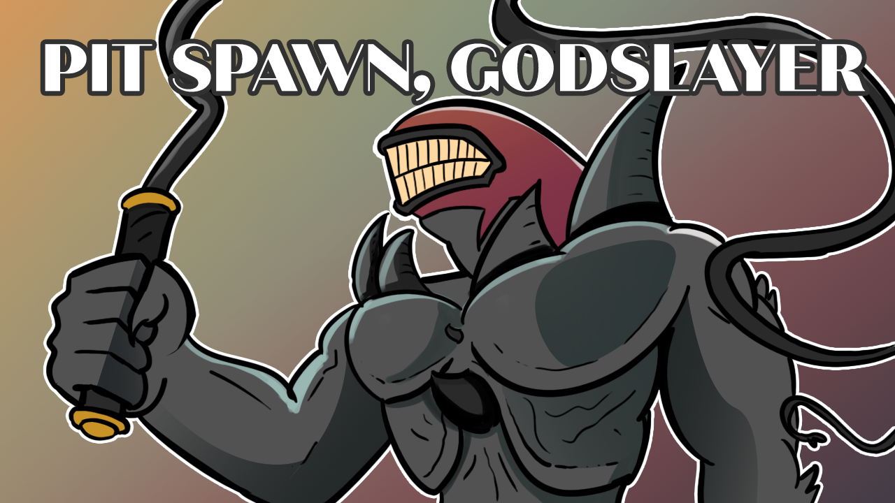 Image for Commander Clash Moment #5: Godslayer Pit Spawn