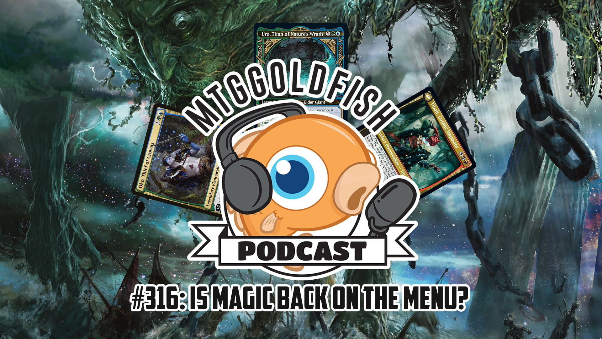 Image for Podcast 316: Is Magic Back On The Menu?