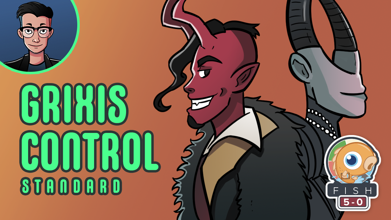 Image for Fish Five-0: Grixis Control