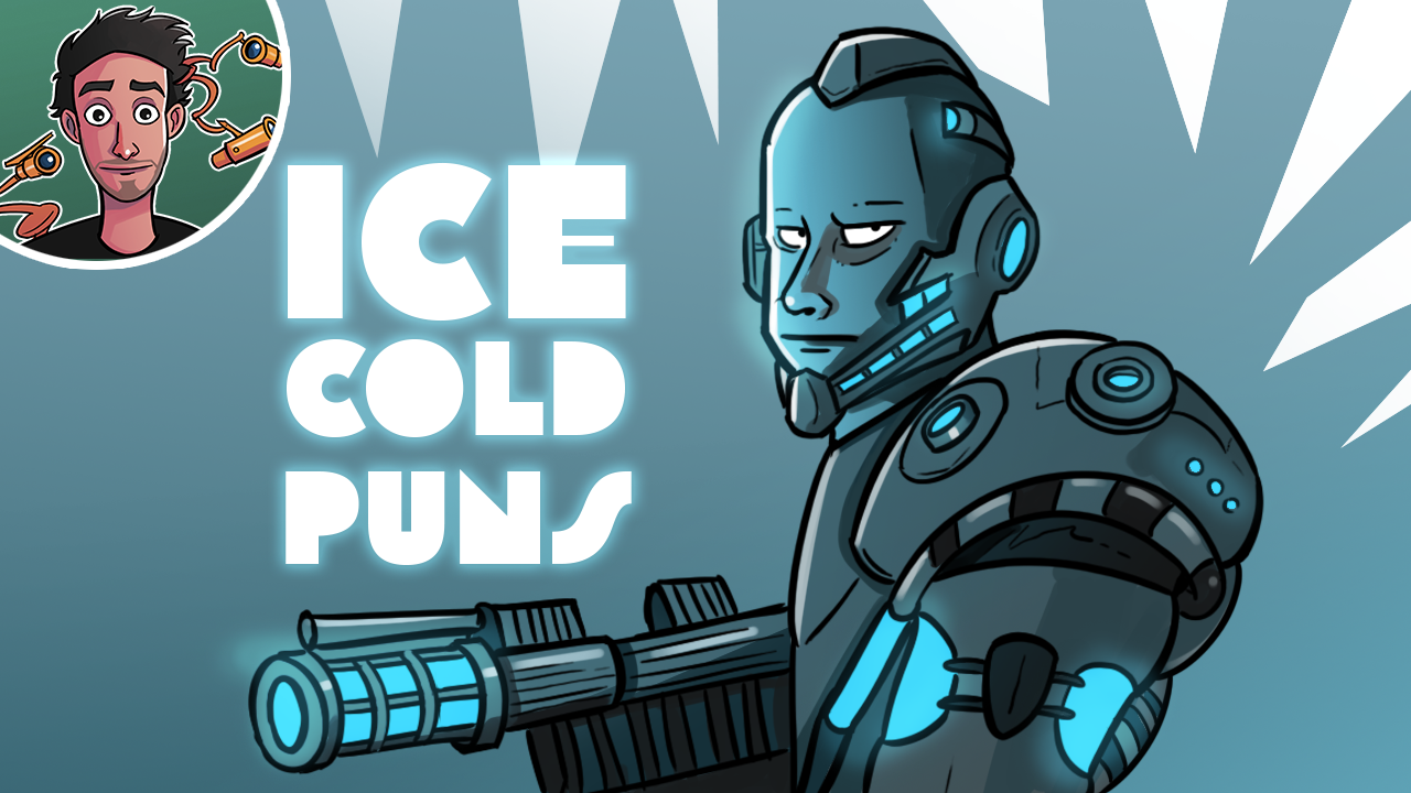 Image for Serving Some Ice Cold Puns   Stream Highlight