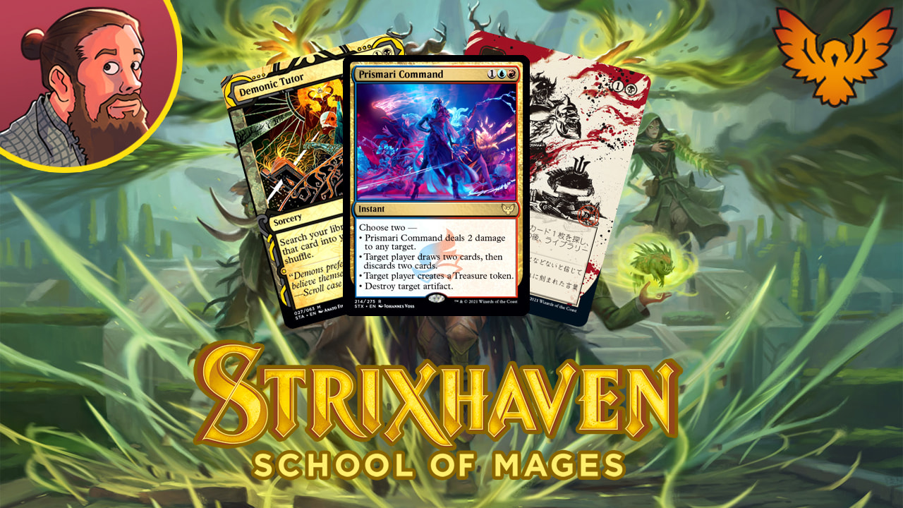 Image for Strixhaven: School of Mages Spoilers — February 18 | College Commands