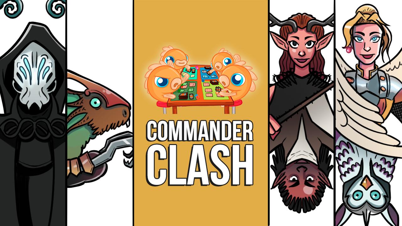 Image for Commander Clash S10 E3: $50 Budget Brews | Orvar vs. Toski vs. Miara & Numa vs. Esior & Radiant