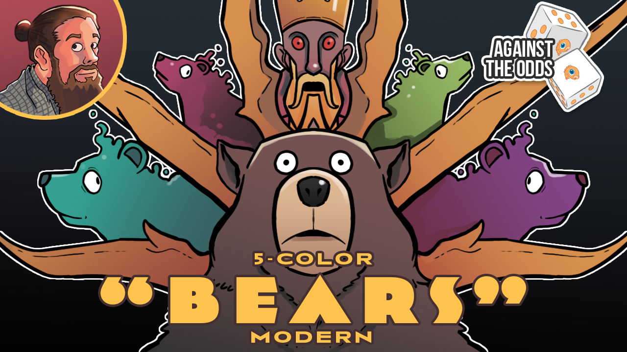 "Image for Against the Odds: Five-Color ""Bears"" (Modern)"