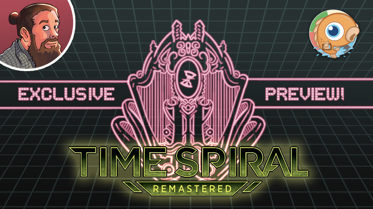 Image for Exclusive Time Spiral Remastered Preview! Exclusive Time Spiral Remastered Preview!